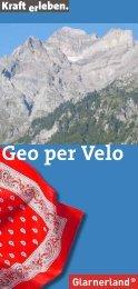 Geo per Velo - Glarus.ch