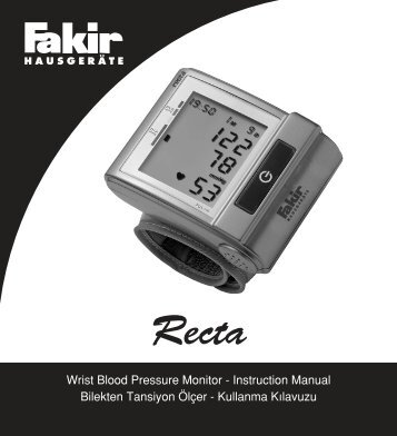 Recta ins_manual.fh11 - Fakir