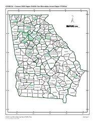 GEORGIA - Census 2000 Super-Public Use ... - Census Bureau