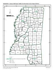 MISSISSIPPI - Census 2000 Super-Public Use ... - Census Bureau