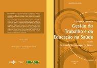 Glossário Temático: Gestão do Trabalho e da Educação na Saúde