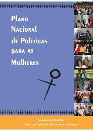 Plano Nacional de Políticas para as Mulheres (2004