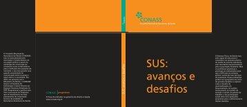 SUS: avanços e desafios, 2006. - BVS Ministério da Saúde