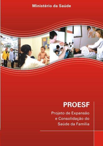 2003 0686 PROESF.p65 - BVS Ministério da Saúde
