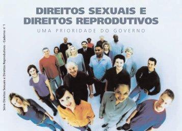 Direitos Sexuais e Direitos Reprodutivos - BVS Ministério da Saúde