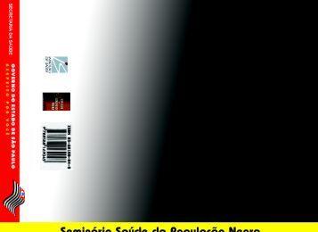 Seminário Saúde da População Negra Estado de São Paulo