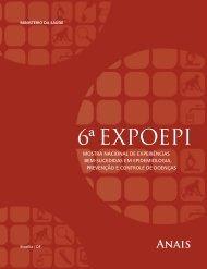 6 EXPOEPI - BVS Ministério da Saúde