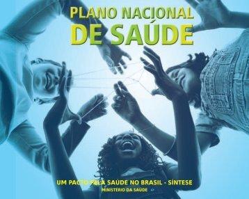 UM PACTO PELA SAÚDE NO BRASIL - SÍNTESE - BVS Ministério ...