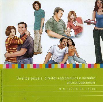 Cartilha Direitos Sexuais MIOLO.indd - BVS Ministério da Saúde