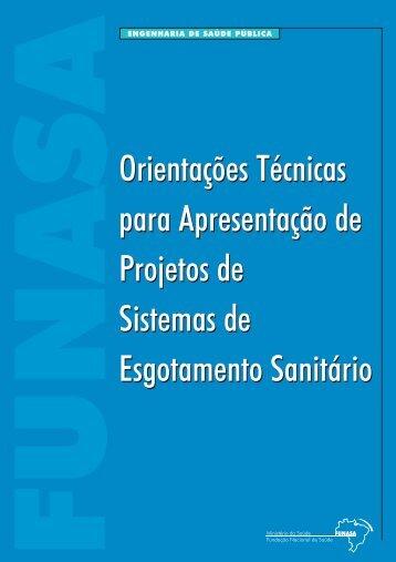 Orientações Técnicas para Apresentação de Projetos de Sistemas ...