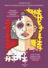 Impacto da violência na saúde das crianças e adolescentes