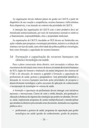 Parte II - BVS Ministério da Saúde
