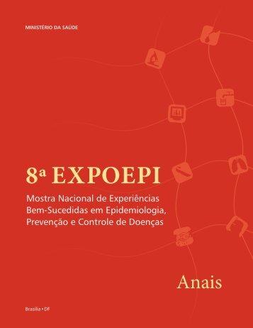 8ª EXPOEPI - BVS Ministério da Saúde
