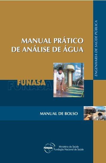 Manual Prático de Análise de Água - FEF