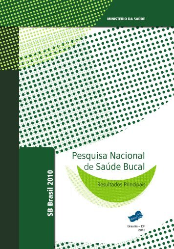 SB Brasil 2010 - BVS Ministério da Saúde