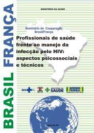 Profissionais de saúde frente ao manejo da infecção pelo HIV ...