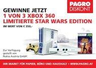 Teilnahmekarte XBOX Gewinnspiel.indd - Pagro