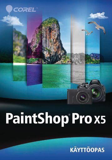 PaintShop Pro X5 User Guide