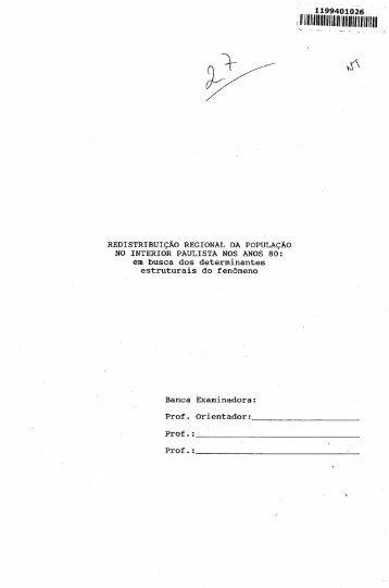 Prof. - Sistema de Bibliotecas da FGV - Fundação Getulio Vargas