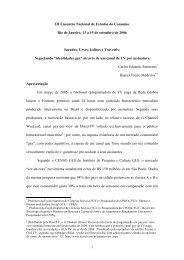 III Encontro Nacional de Estudos do Consumo Rio - Sistema de ...