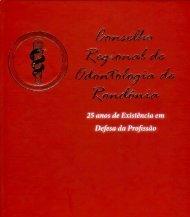 25 Anos do Conselho Regional de Odontologia de Rondônia.pdf