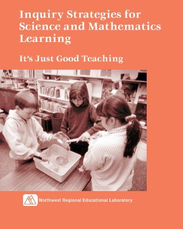 Inquiry Strategies for Science and Mathematics Learning [It's Just ...