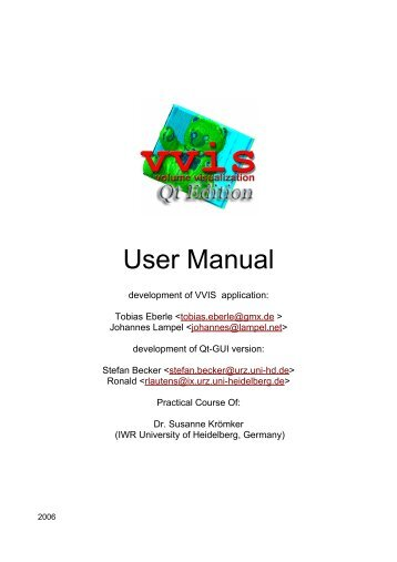 User Manual - pille