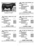 To All Beef Producers - angus beef cattle sales by the southwest ... - Page 4