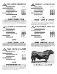 To All Beef Producers - angus beef cattle sales by the southwest ... - Page 5