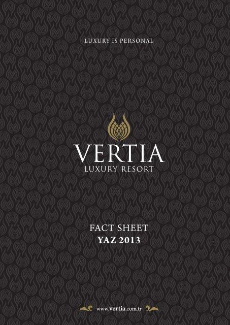 Fact Sheet Vertia 2013-TR.pdf