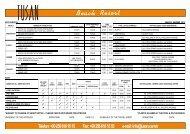+90 256 618 15 15 Fax: +90 256 618 15 55 e-mail: info@tusan.com.tr