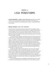 LEGO MINDSTORMS - Jan Newmarch