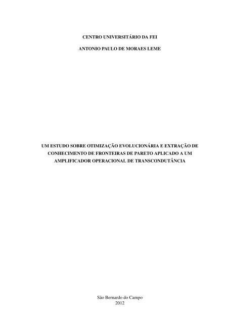 M.Sc. thesis - Fei