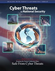 Cyber Threats to National Security - The Asymmetric Threat