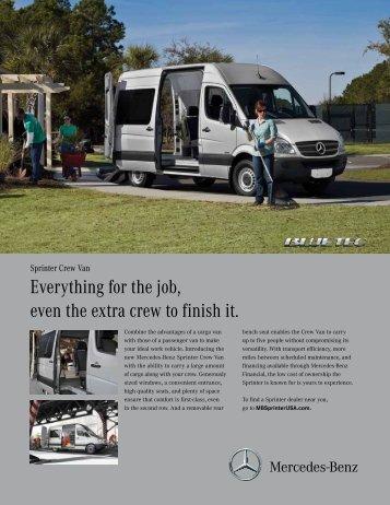 Crew Brochure - Motorwebs