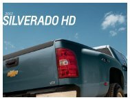 oUr MoST poWerFUl - Chevrolet