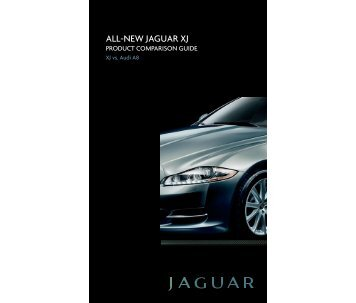 ALL-NEW JAGUAR XJ - MotorWebs