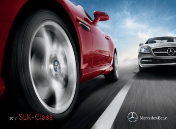 2012 Mercedes-Benz SLK-Class - Mercedes-Benz USA