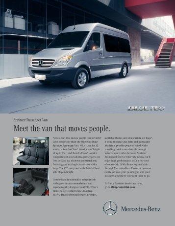 Passenger Brochure - Motorwebs