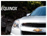 Equinox Brochure - Chevrolet