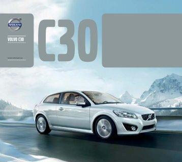 volvo C30 - Motorwebs