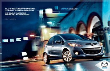 Brochure - Mazda