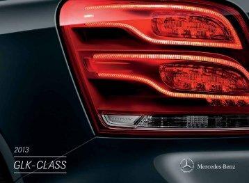 2013 Mercedes-Benz GLK-Class - Motorwebs