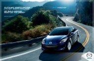 2013 Brochure - Mazda