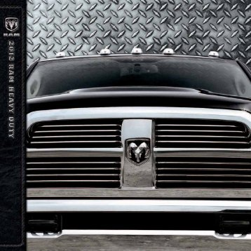 ram heavy duty. these are our values at work. - Motorwebs