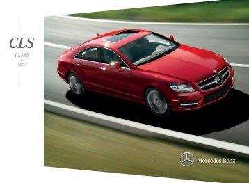 2013 Mercedes-Benz CLS-Class - Motorwebs