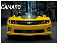 Camaro - Chevrolet