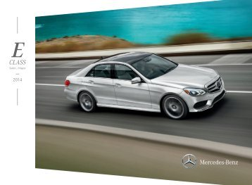 2011 E-Class Coupe and Cabriolet - Motorwebs