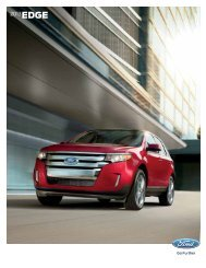 Ford Edge - Motorwebs