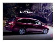 Brochure - Goudy Honda